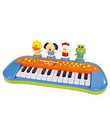 Simba Abc Funny Animals Farm Keyboard