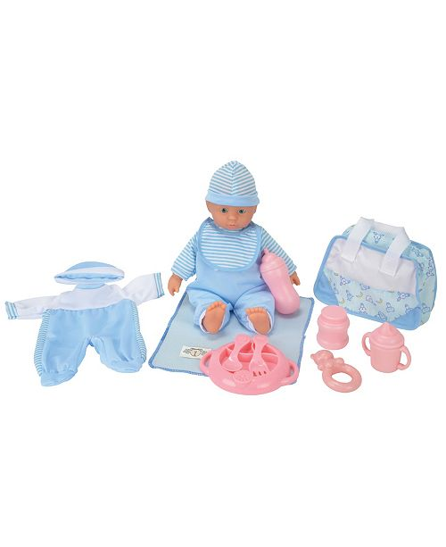 Optimum Fulfillment Simba Toys Baby Doll With Accessories Home