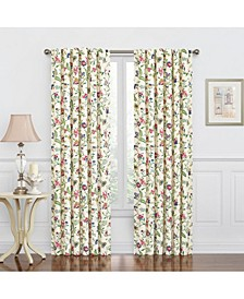 Carolina Crewel Window Curtain
