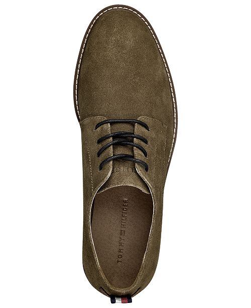 2cef3c3480f41d Tommy Hilfiger Men s Garson Oxfords   Reviews - All Men s Shoes ...