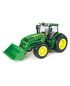 Tomy - Ertl Big Deere 1-16 6210R Tractor With Loader