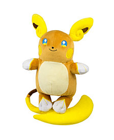 Tomy - Pokemon Alolan Raichu Plush, Large
