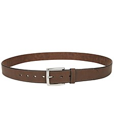 Men's Big & Tall Casual Belt, Created for Macy's