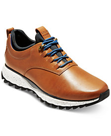 Cole Haan Men's ZeroGrand Explore All Terrain Waterproof Oxfords