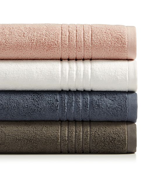 French Connection CLOSEOUT! Myles Cotton Bath Towel Collection
