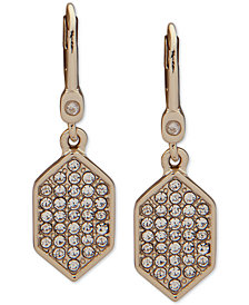 Ivanka Trump Crystal Drop Earrings