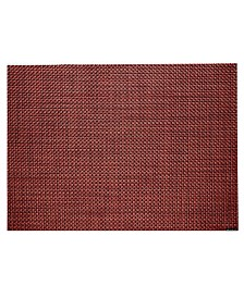 "Chilewich Basketweave Table Mat 14"" x 19"""