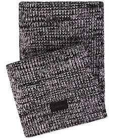 Calvin Klein Men's Marled Scarf, Created for Macy's