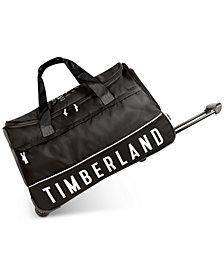 "Timberland Ocean Path 26"" Wheeled Duffel Bag"