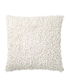 DKNY PURE Looped 18X18 Decorative Pillow