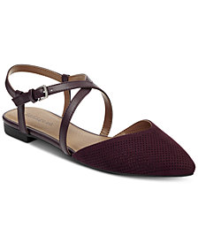 indigo rd. Genetic Point-Toe Flats