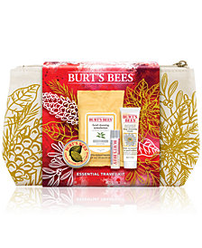 Burt's Bees 5-Pc. Travel Essentials Holiday Gift Set