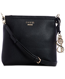 GUESS West Side Society Crossbody
