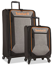 Timberland Campton Expandable Spinner Luggage Collection