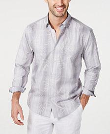 Tommy Bahama Men's Primo Palms Regular-Fit Tropical Plaid Shirt