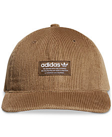 adidas Men's Originals Corduroy Logo Hat