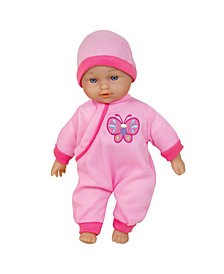 Lissi Dolls - Talking Baby, 11""