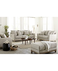 Brackley Fabric Sofa Collection, Created for Macy's
