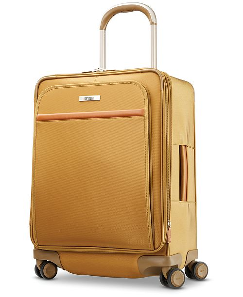 Hartmann Metropolitan 2 Domestic Carry-On Expandable Spinner Suitcase