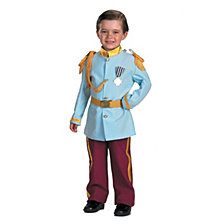 Disney Prince Charming Little Boys Costume