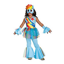 My Little Pony Rainbow Dash Deluxe Big Girls Costume