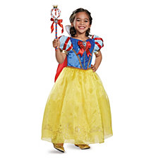 Disney Storybook Snow White Prestige Toddler Girls Costume