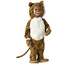 Cuddly Tiger Toddler Boys or Girls Costume