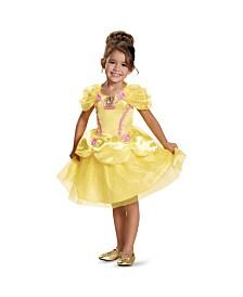 Disney Princess Belle Classic Little Girls Costume