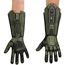 Halo Master Chief Deluxe Big Boys Gloves