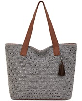 dc41f9d56c5b The Sak Fairmont Crochet Tote