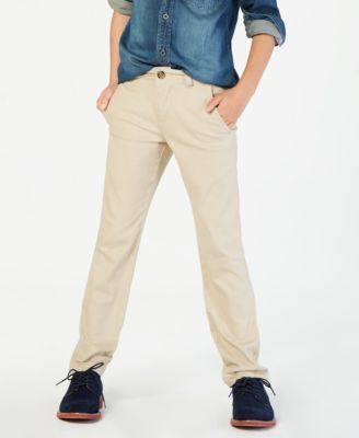 Tommy Hilfiger Boys Pants Trent Cotton