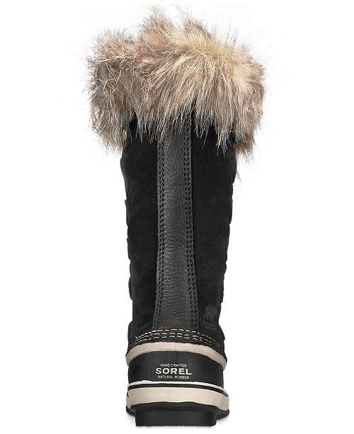 6465b35bdbccd Sorel Women's Joan Of Arctic Waterproof Winter Boots & Reviews ...