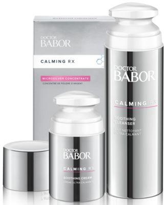 Doctor Babor Calming Rx Microsilver Ampoule Concentrates, 0.4-oz.