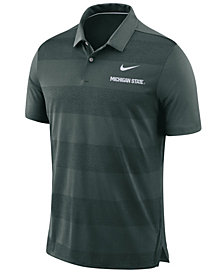 Nike Men's Michigan State Spartans Early Season Coaches Polo