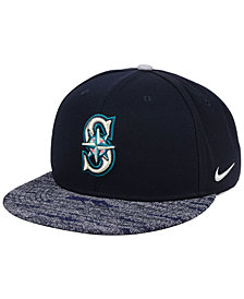 Nike Seattle Mariners Reverse New Day Snapback Cap