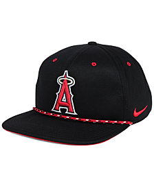 Nike Los Angeles Angels String Bill Snapback Cap