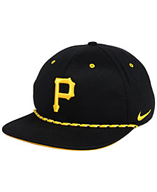 Nike Pittsburgh Pirates String Bill Snapback Cap