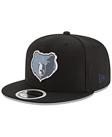 New Era Memphis Grizzlies Enamel Badge 9FIFTY Snapback Cap