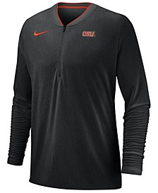 Men's Oregon State Beavers Coaches Quarter-Zip Pullover 2018