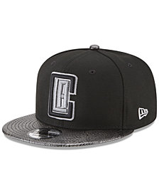 New Era Los Angeles Clippers Snakeskin Sleek 9FIFTY Snapback Cap