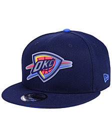 New Era Oklahoma City Thunder Team Cleared 9FIFTY Snapback Cap