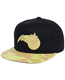 Mitchell & Ness Orlando Magic Natural Camo Snapback Cap