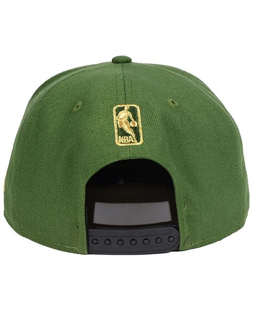 5efdce23048 New Era Cleveland Cavaliers Enamel Badge 9FIFTY Snapback Cap ...