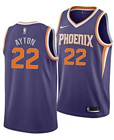 Men's Deandre Ayton Phoenix Suns Icon Swingman Jersey