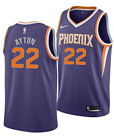 Nike Men's Deandre Ayton Phoenix Suns Icon Swingman Jersey