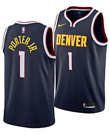 Nike Men's Michael Porter Jr. Denver Nuggets Icon Swingman Jersey