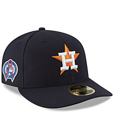 New Era Houston Astros 9-11 Memorial Low Profile 59FIFTY FITTED Cap