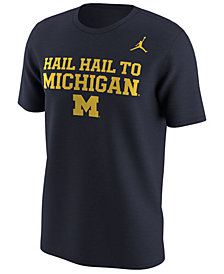 Nike Men's Michigan Wolverines Mantra T-Shirt