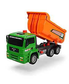 Dickie Toys - 11 Inch Air Pump Dump Truck Vehicle