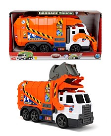 Dickie Toys - Action Series 16 Inch Garbage Truck